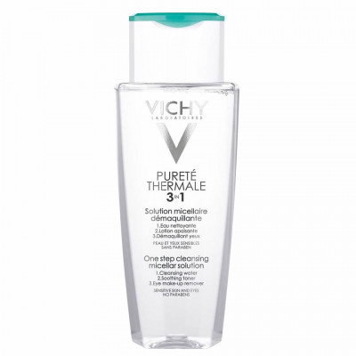 Vichy Purete Thermale Cleansing Micellar Solution 200ml
