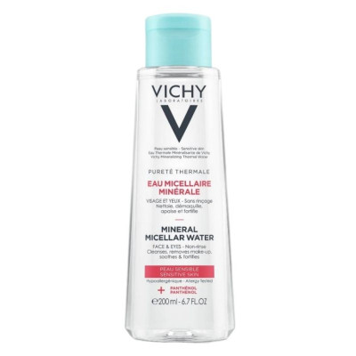 Vichy Mineral Micellar Water – Sensitive Skin 200ml