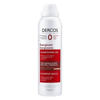 Vichy Dercos Energizing Dry Shampoo 150ml