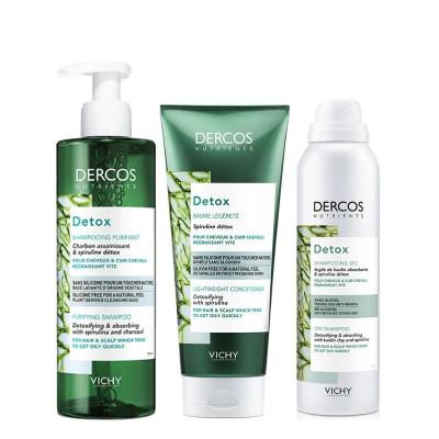 Vichy Purifying Detox Hair Set