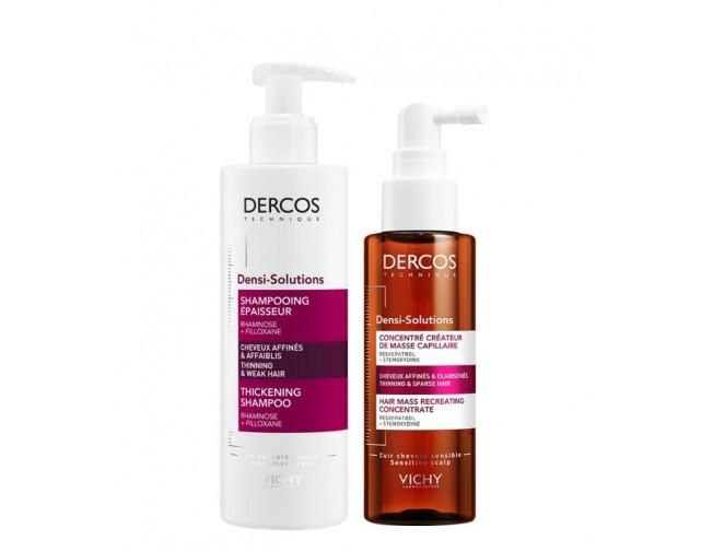 Vichy Densi-Solutions Hair Thickening Set